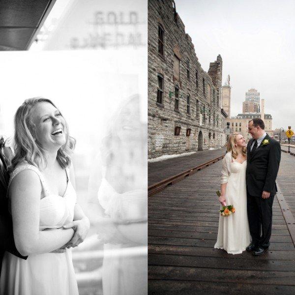 Guthrie Theater Wedding Photos - preview {Meghann & Matt}