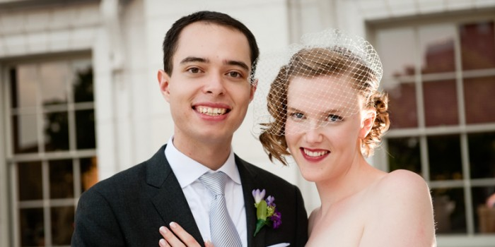 Showcasing Madison's vintage 40's style wedding {Colleen & Micah} preview