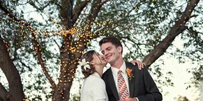 Wedding in a field {Emily & Joe} Brainerd, MN