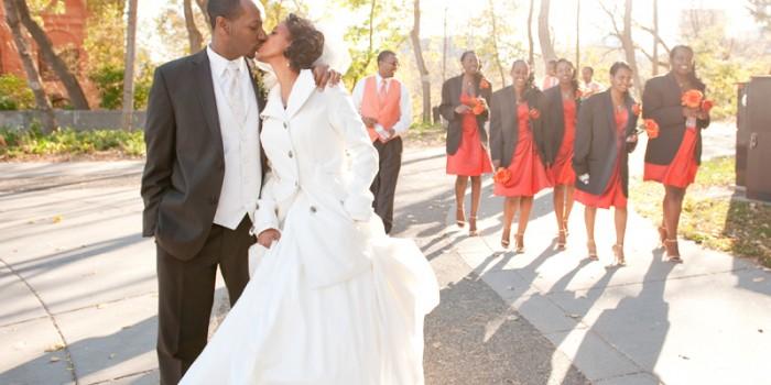 Minneapolis wedding with Ethiopian flair {Absera & Zeru} preview