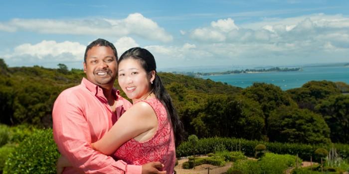 New Zealand Destination Wedding {Yujin & Myron} Part 3