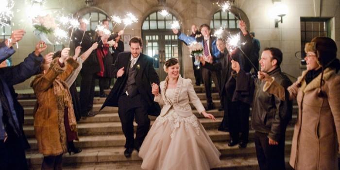 sparklers for wedding exit wedding photographer