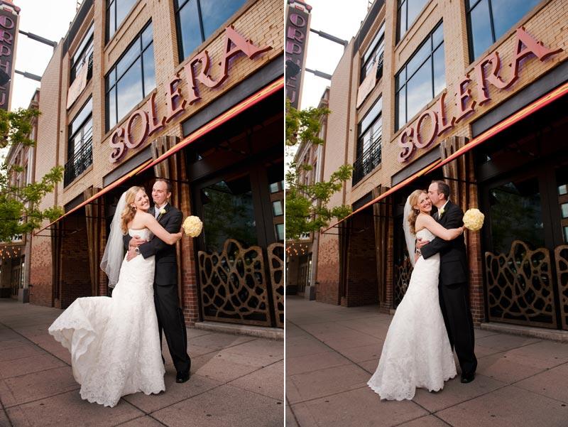 Solera Restaurant Wedding Minneapolis MN