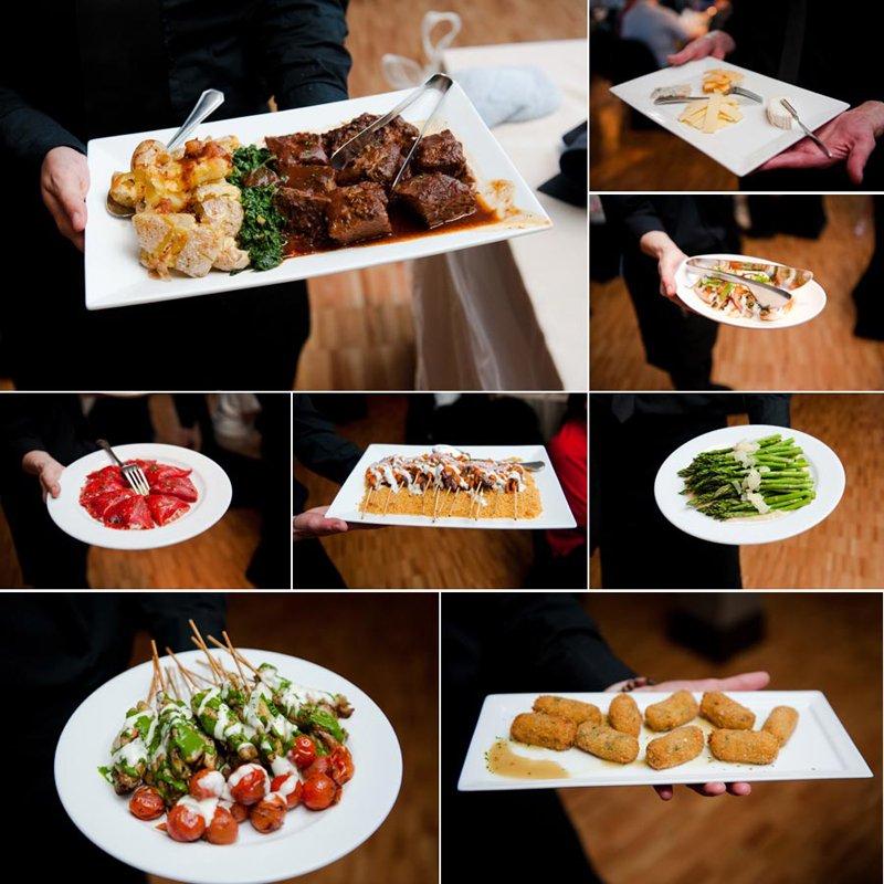 Food Menu For Wedding: Spanish Tapas Wedding Food