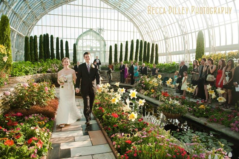Como Park Wedding St Paul Mn