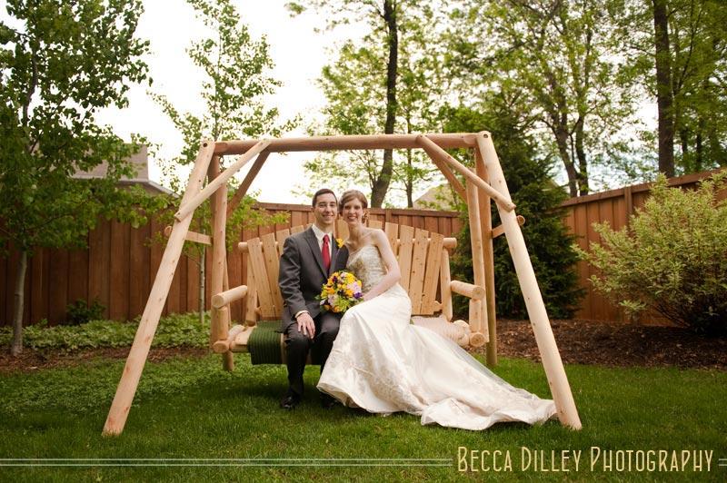 Wedding In Small Backyard : Small+Backyard+Wedding+Reception Erin & Daniel?s small backyard
