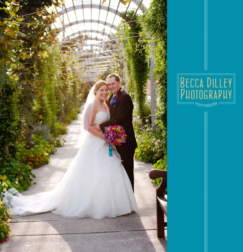 Minneapolis wedding photographer sculpture garden mn