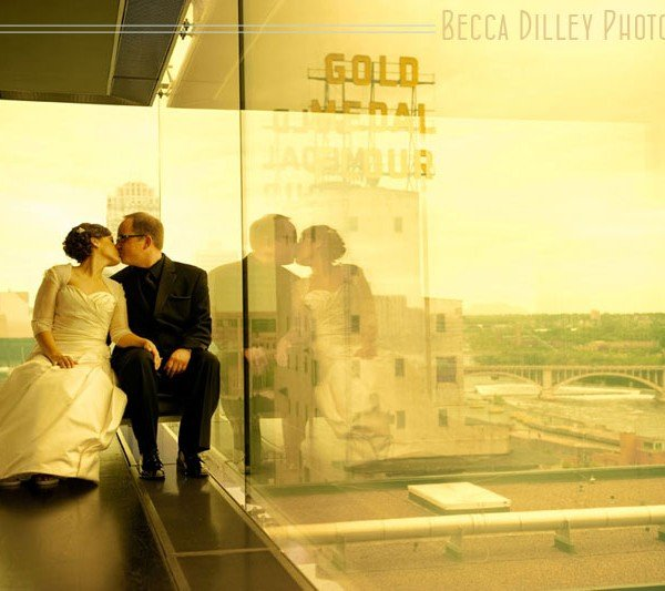 Guthrie Theater wedding minneapolis photographer mn