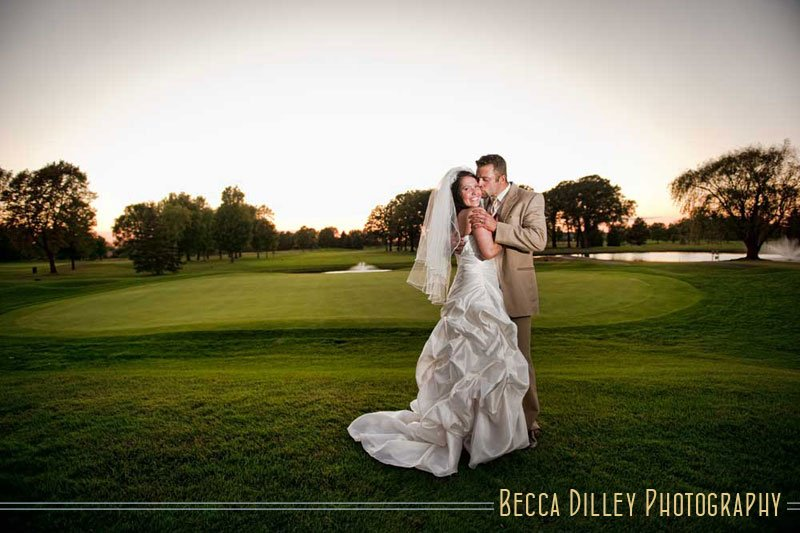 st catherines university wedding st paul mn golf course