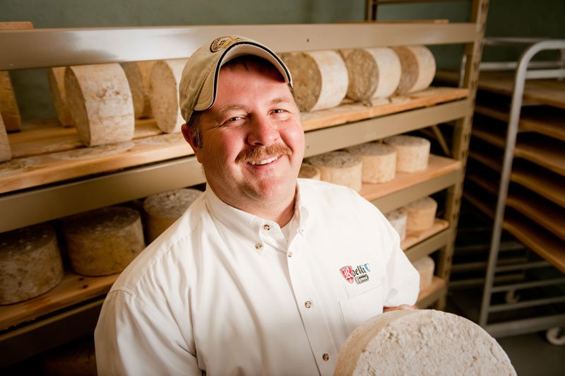 Roelli cheese Wisconsin artisan cheesemakers editorial portraits
