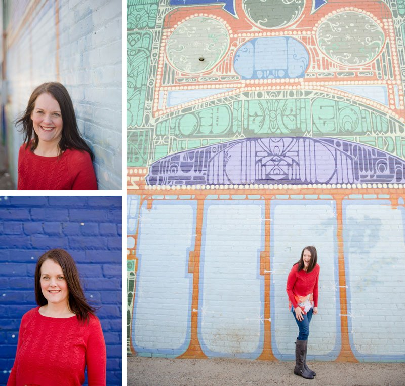 minneapolis photographer urban headshot portraits