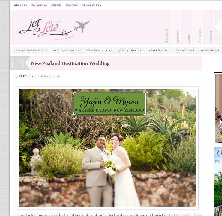 destination wedding featured