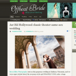 featured wedding in offbeat bride wi wedding
