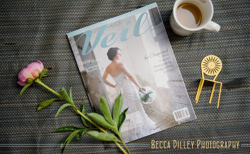 veil magazine feature wedding photographer madison wi