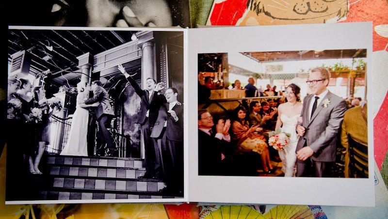 flush mount wedding album minneapolis mn