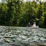 canoe northshore camp wedding