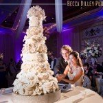 st paul hotel wedding cake mn