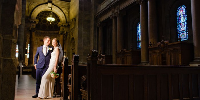 St Paul Cathedral wedding mn