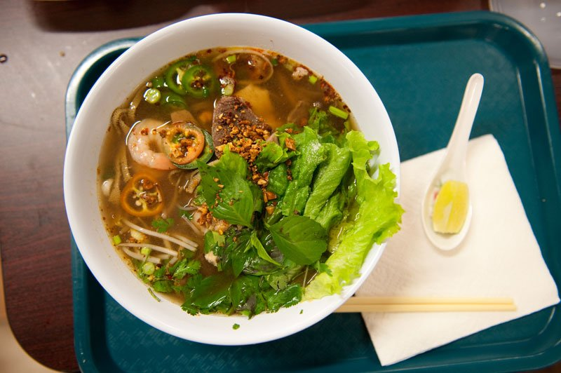 hmong market st paul mn food photography featured in food and wine magazine