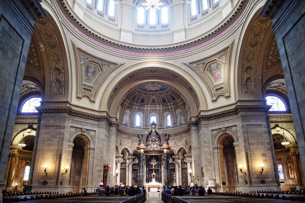 st paul cathedral wedding