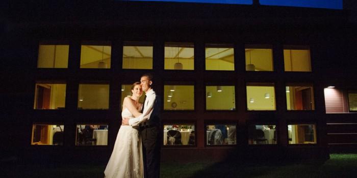 Dakota Lodge Wedding {Emily + Jason}