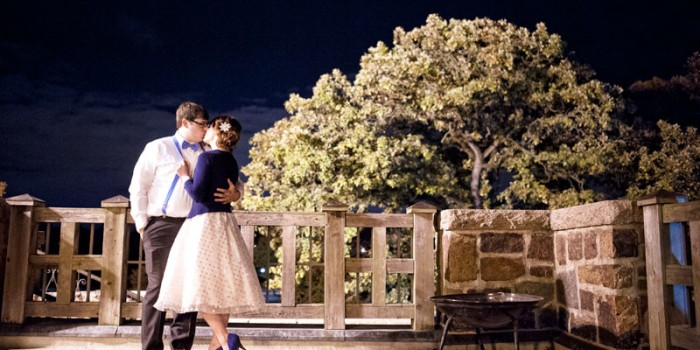 wedding photos at night at Theadore Wirth Park in Minneapolis MN