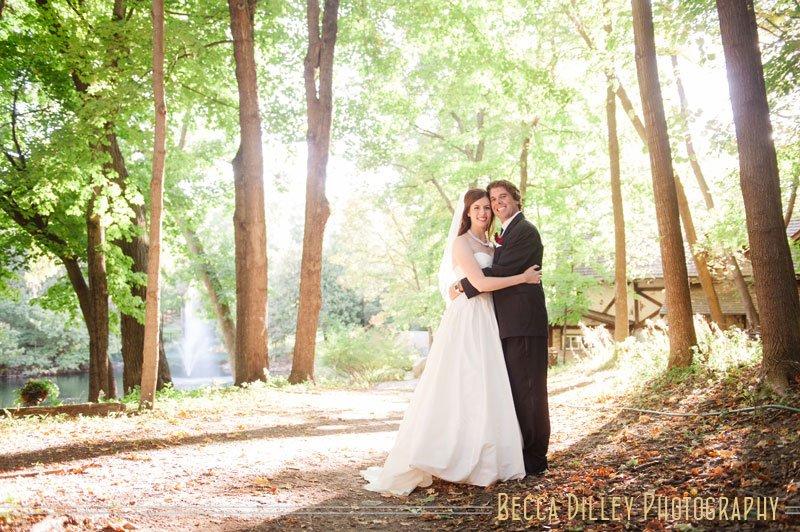 Wedding at Woods Chapel MN