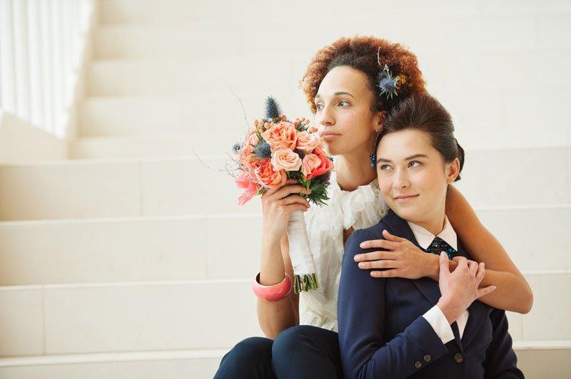 American lesbian couple on vacation eva lovia and lily labeau - 2 1