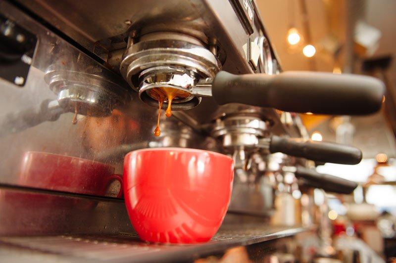 Duluth Coffee Company espresso