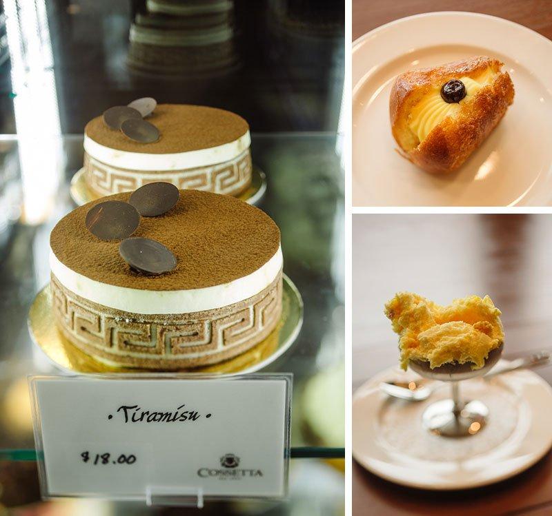 tiramisu at food photographer st apul mn cossetta pasticceria