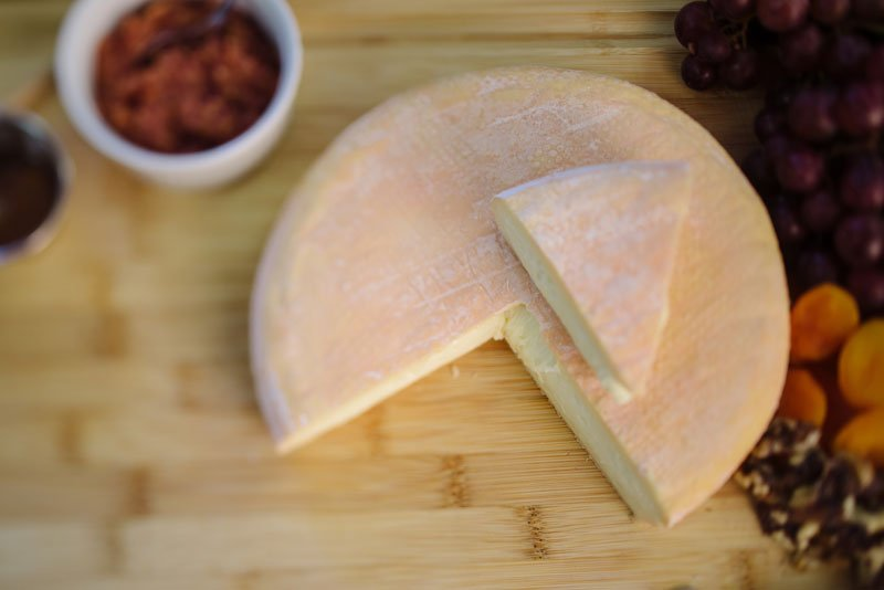 Le Frere cheese from Crave Brothers Cheese photos featured in Culture Magazine