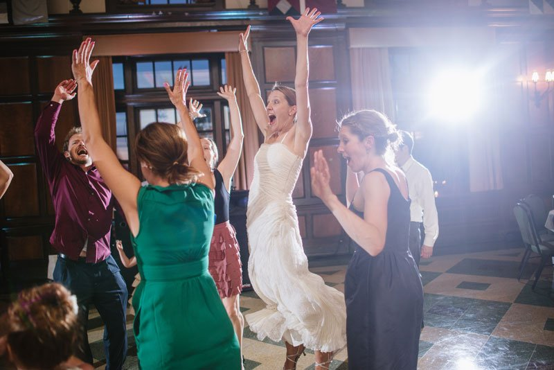 tripp commons wedding