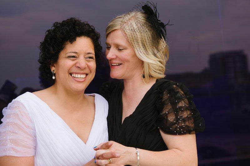 guthrie theater wedding two brides