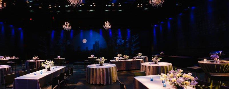 Guthrie theater wedding reception