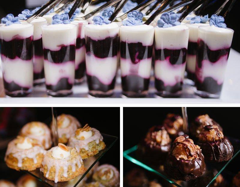 custom dessert table