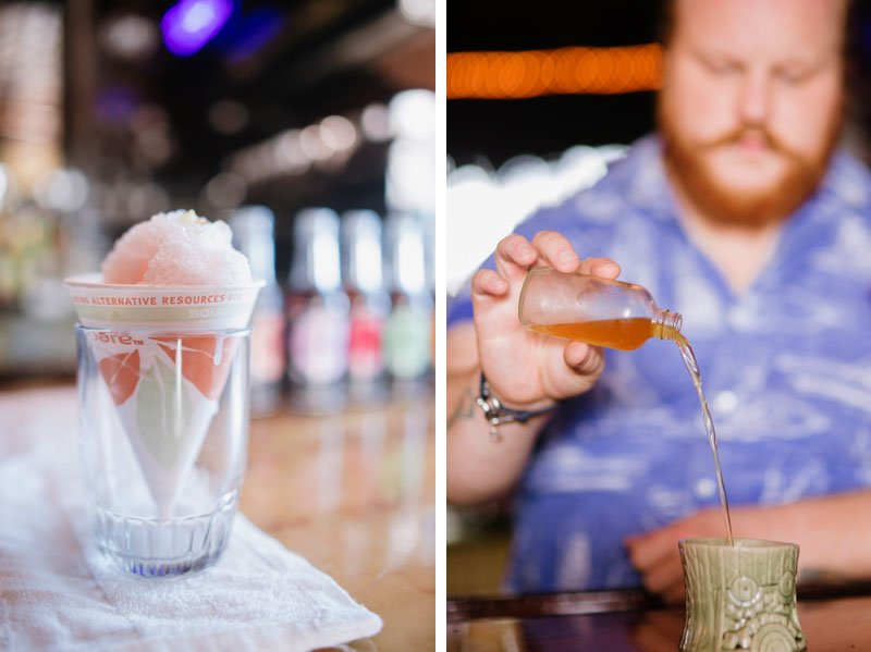 Nick Kosevich and new takes on classic tiki drinks