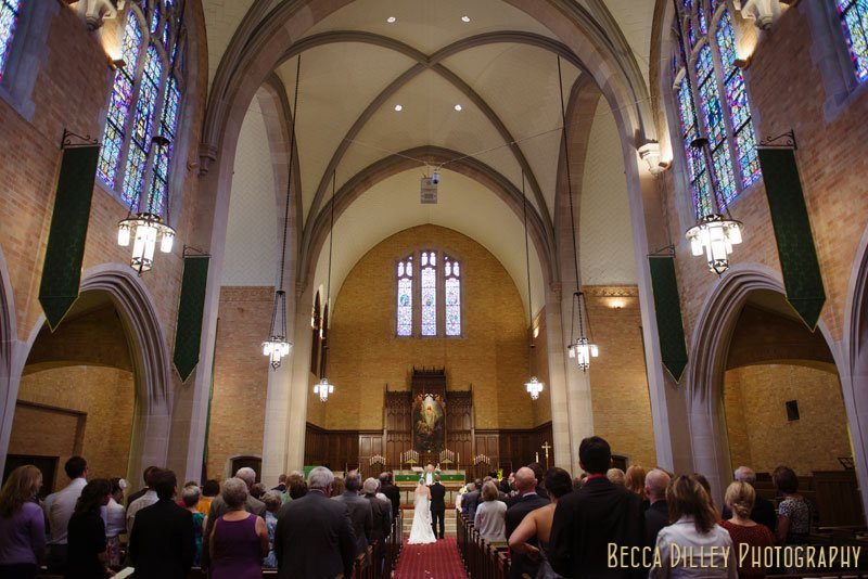 Bethlehem Lutheran Church wedding minneapolis mn