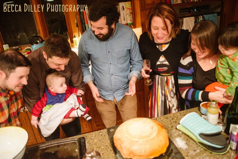 making timpano at home based on movie big night
