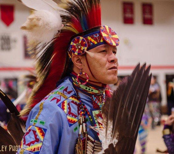 Modern American Pow Wow