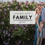 tips for natural feeling family photos