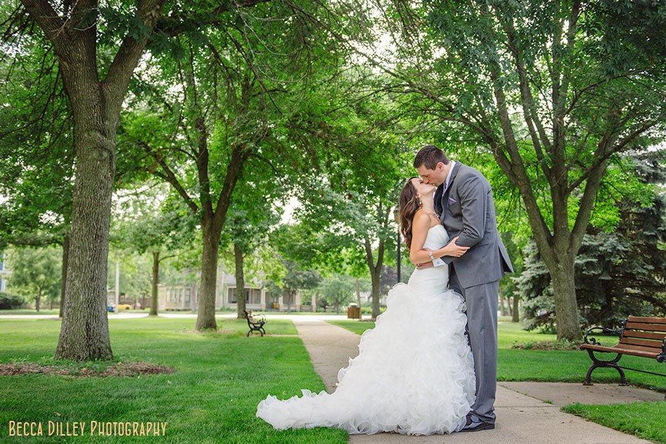 Winona MN Wedding