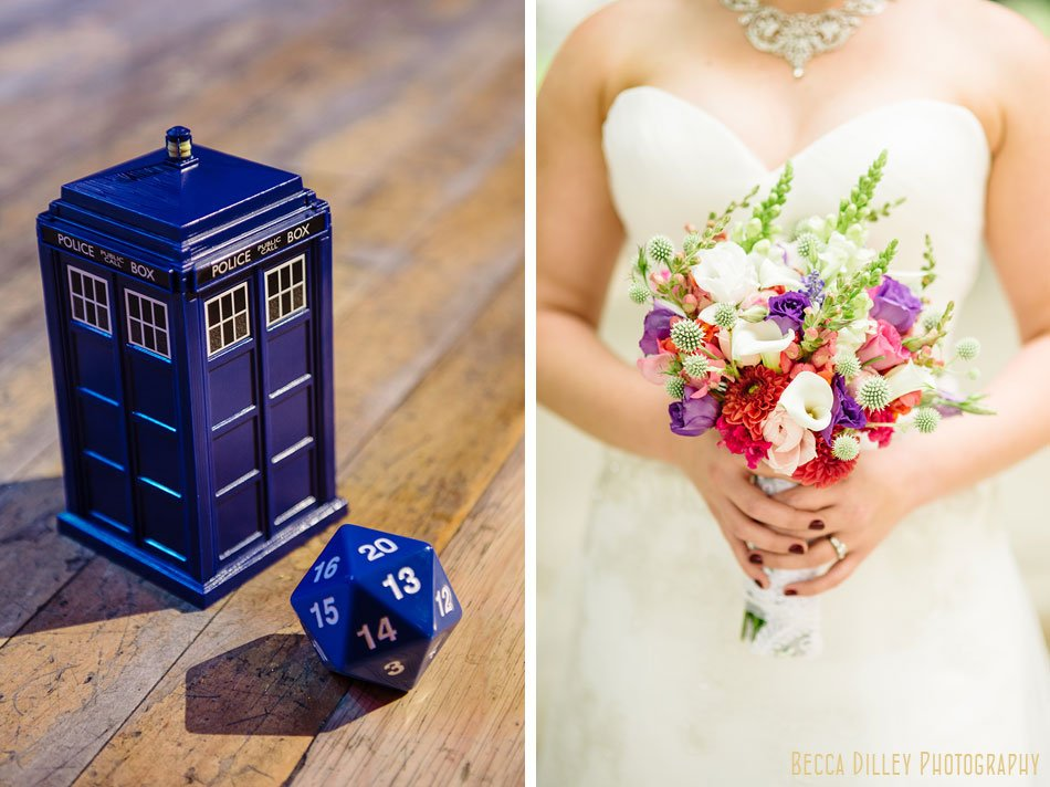 dr who wedding decorations madison