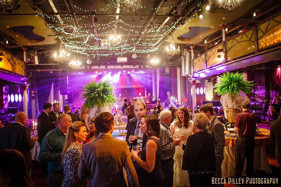 minneapolis varsity theater wedding cocktail hour