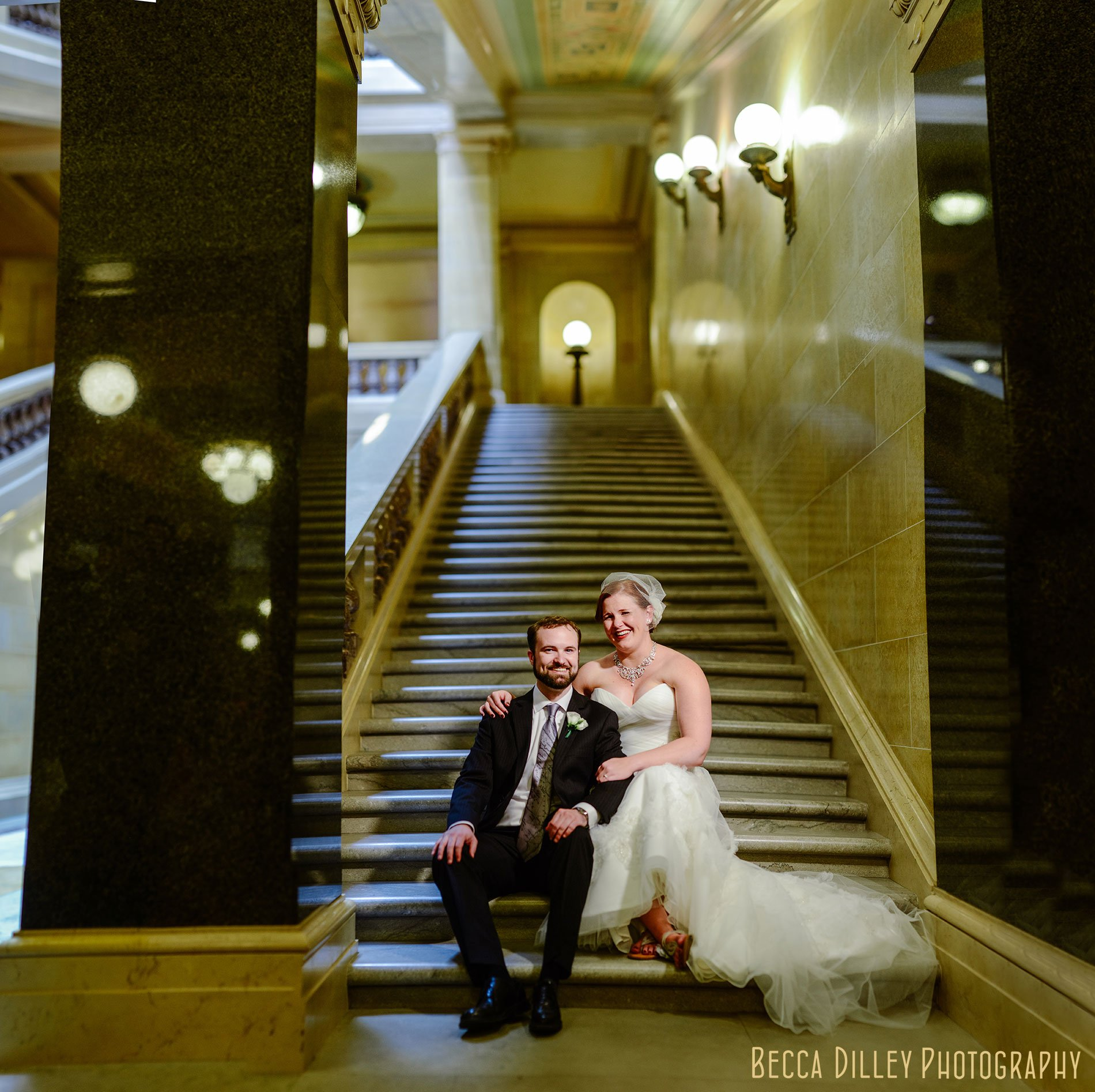 best destination wedding photographer madison capitol panorama