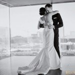 guthrie theater wedding first look minneapolis