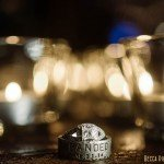 duck band as wedding ring minnesota wedding photographer