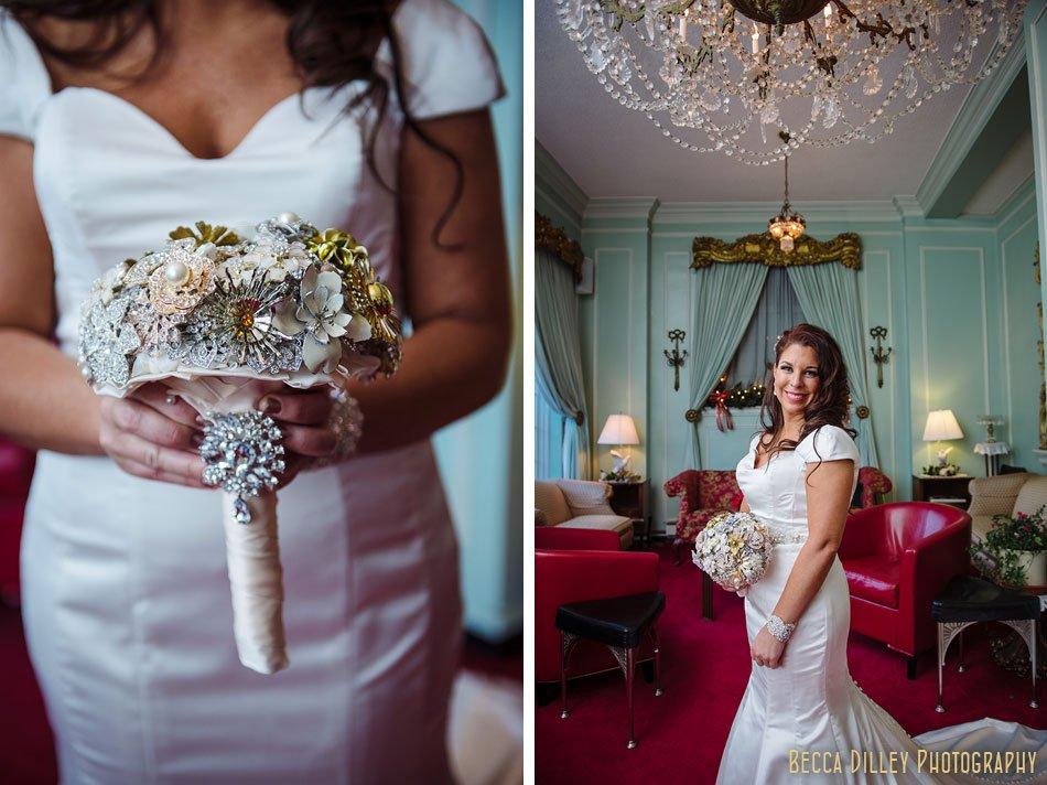 Bride At Lowell Inn Stillwater Mn Wedding Studio J Winter Photographer