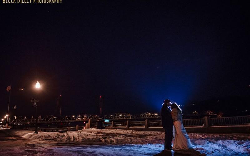 New Years Eve Wedding in Stillwater - Janet + Dave