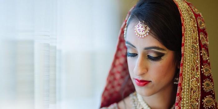 MInneapolis indian bride wedding photographer