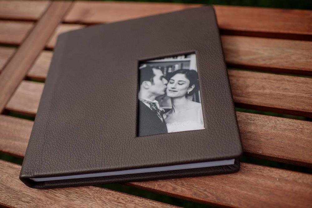 Flush Mount Wedding Albums